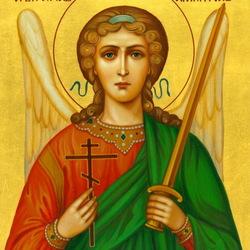 Пазл онлайн: Ангел Хранитель
