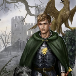 Пазл онлайн: Защитник крепости