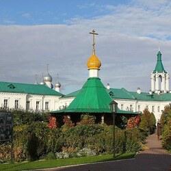 Пазл онлайн: Ростов Великий