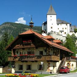 Пазл онлайн: Замок Маутерндорф. Австрия