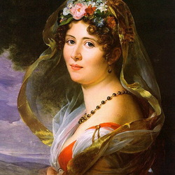Пазл онлайн: Портрет молодой женщины