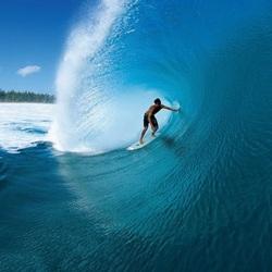 Пазл онлайн: Серфинг