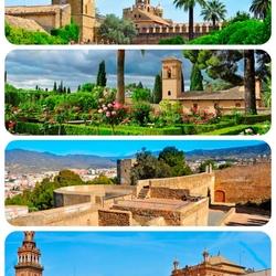 Пазл онлайн: Андалусия, Испания
