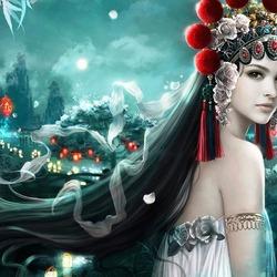 Пазл онлайн: Asian fusion \ Слияние Азии