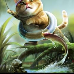 Пазл онлайн: Рыбалка / Fishing