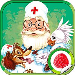 Пазл онлайн: Доктор Айболит
