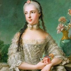 Пазл онлайн: Принцесса Мария Изабелла Пармская