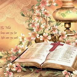 Пазл онлайн: Библия