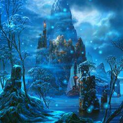 Пазл онлайн: Новые берега.Зима