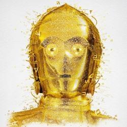 Пазл онлайн: C-3PO