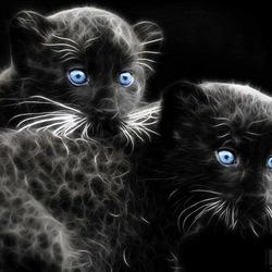 Пазл онлайн: Twins \ Близнецы