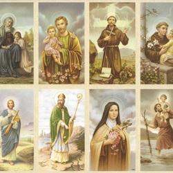 Пазл онлайн: Коллаж на тему религия
