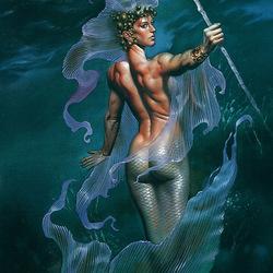 Пазл онлайн: Подводная предводительница