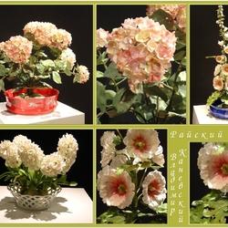 Пазл онлайн: Фарфоровый сад