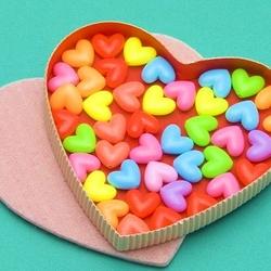 Пазл онлайн: Сердца в подарок