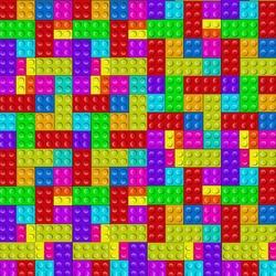 Пазл онлайн: Мозаика