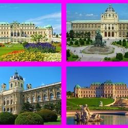 Пазл онлайн: Австрия