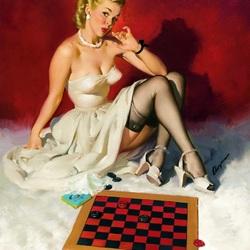 Пазл онлайн: Приглашаю сыграть...