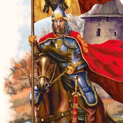 Пазл онлайн: Князь Александр Невский