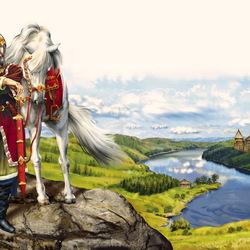 Пазл онлайн: Князь Владимир