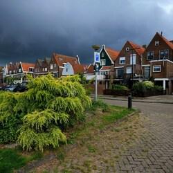Пазл онлайн: Волендам, Нидерланды