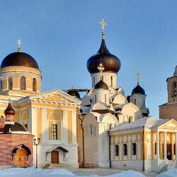 Пазл онлайн: Старицкий Успенский мужской монастырь