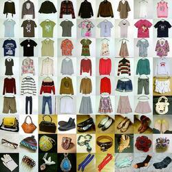 Пазл онлайн: Одежда