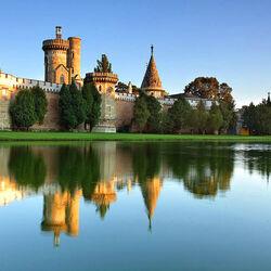 Пазл онлайн: Замок Францербург. Австрия