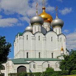 Пазл онлайн: Соборный храм Смоленской иконы Божией Матери