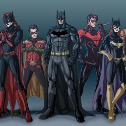 Пазл онлайн: Супер - герои