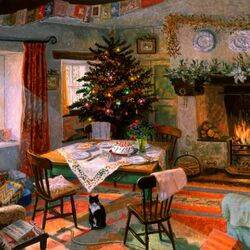 Пазл онлайн: День подарков