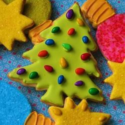 Пазл онлайн: Сахарное печенье