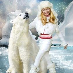 Пазл онлайн: За полярным кругом