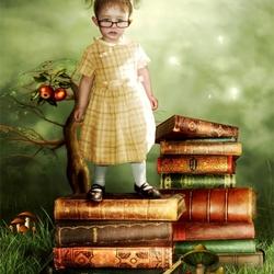 Пазл онлайн: Как хорошо уметь читать