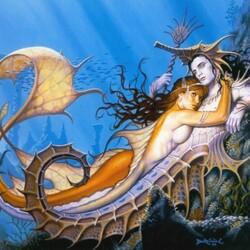 Пазл онлайн: Секрет моря