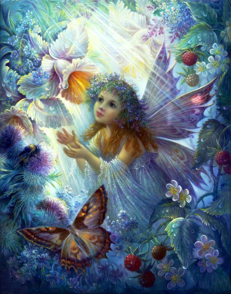 Открытки фея
