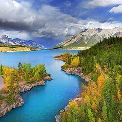 Пазл онлайн: Природа Северной Америки