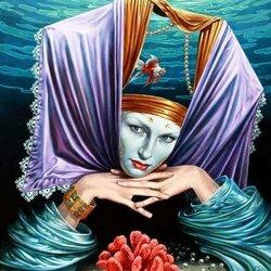 Пазл онлайн: Хранитель глубин