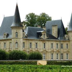 Пазл онлайн: Замок Pichon