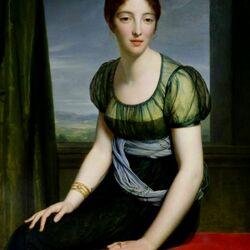 Пазл онлайн: Графиня Реньо де Сен-Жан д'Анжели