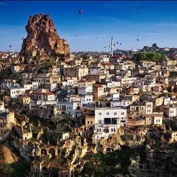 Пазл онлайн: Крепость Ортахисар