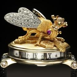 Пазл онлайн: Золотая пчела