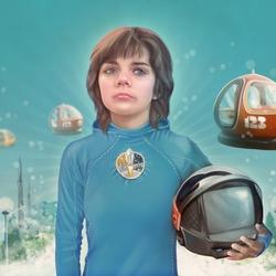 Пазл онлайн: Алиса Селезнева