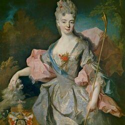 Пазл онлайн: Леди Мэри Джозефин Драммонд, графиня де Кастильбланко