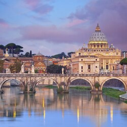 Пазл онлайн: Рим, Ватикан
