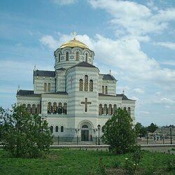 Пазл онлайн: Владимирский собор. Херсонес