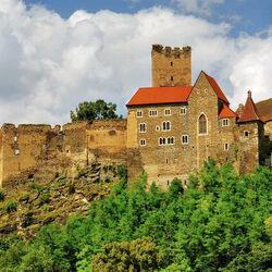 Пазл онлайн: Замок Хардегг
