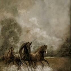 Пазл онлайн: Побег из шторма/Escaping The Storm