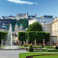 Пазл онлайн: Замок Маутерндорф
