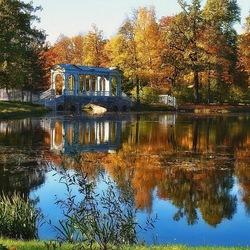 Осень - витебский ботанический сад